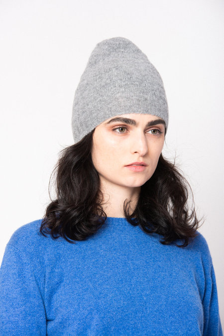 Unisex Ros Duke SLUB HAT - Ash Grey