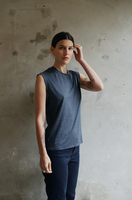 UNIFORME Mitchell Tee - Merino Silk