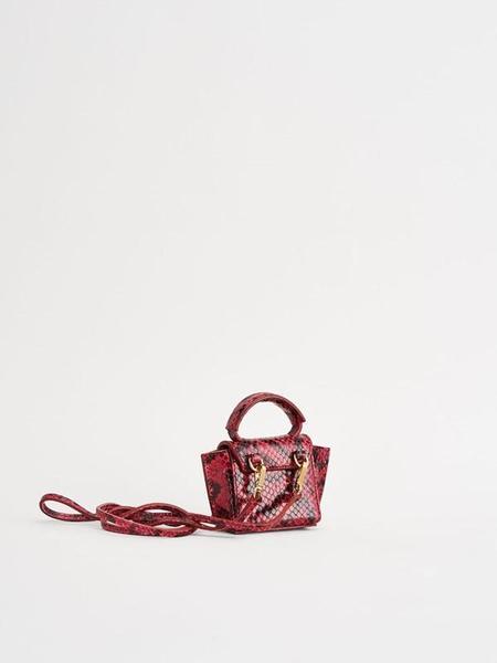 ATP Atelier San Gimignano Raspberry Fun Size Handbag