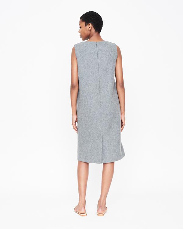 William Okpo POM-POM JERSEY DRESS