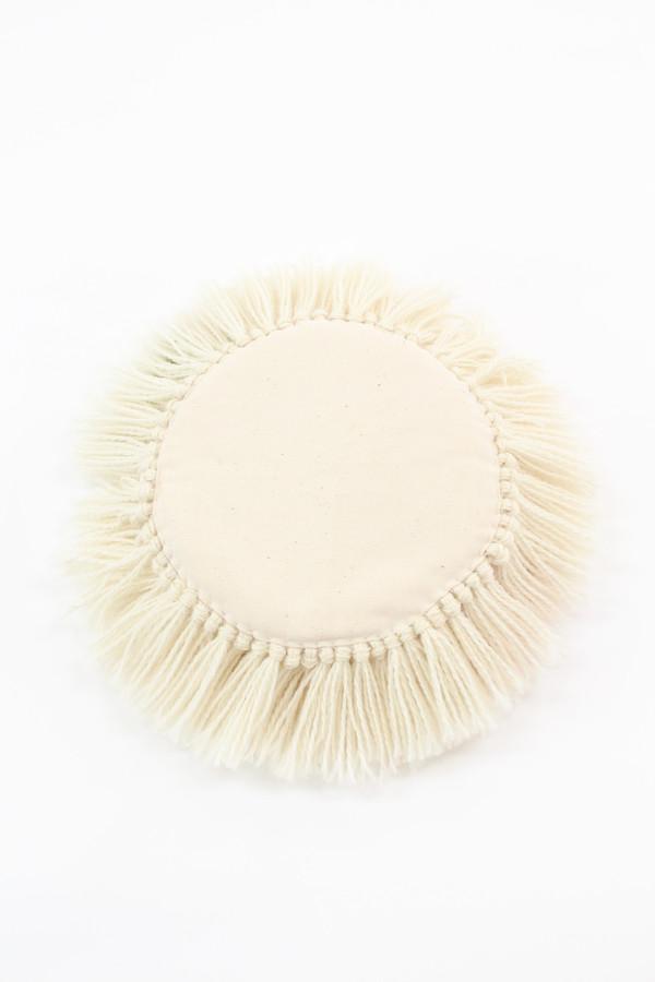 Alpaca Handmade Fringe Pillows A7