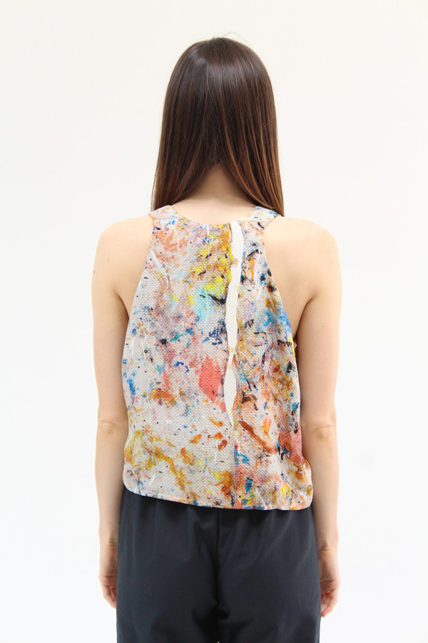 Anntian Mini Silk Bubble Top