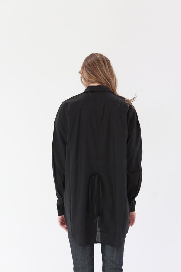 Kowtow Smith Shirt Black