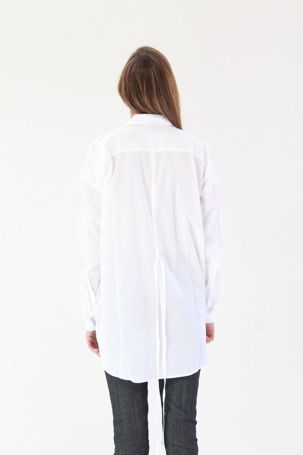 Kowtow Smith Shirt White