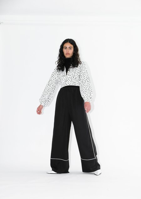 OhSevenDays Allday Pj Trousers - Black