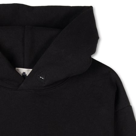 Realbadman Backwards Pullover Hoodie - Black