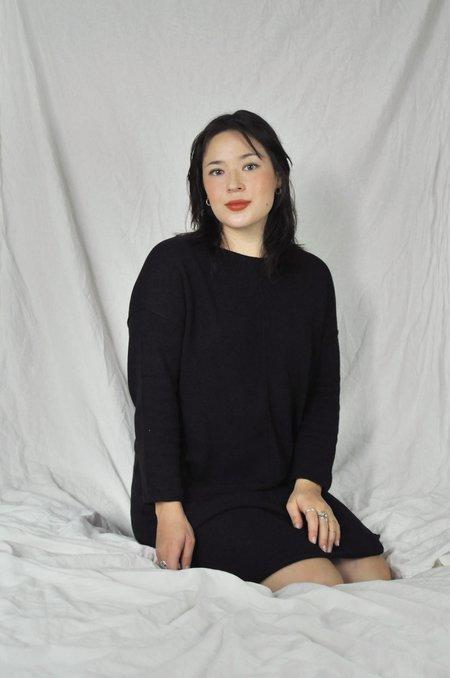 FFORM Panelled Dress - Black