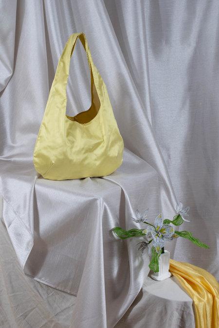 Kahle Tote Bag - Citrine