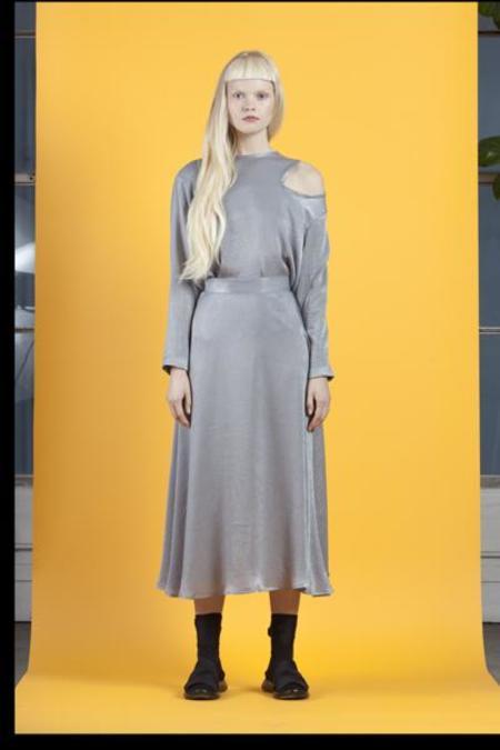 Toit Volant Elissa Skirt - Cement