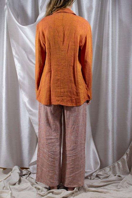 Kahle ARCHIVE BUTTON DOWN shirt - Orange