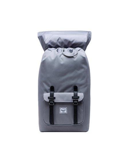 HERSCHEL SUPPLY CO Little America backpack - Grey/Black