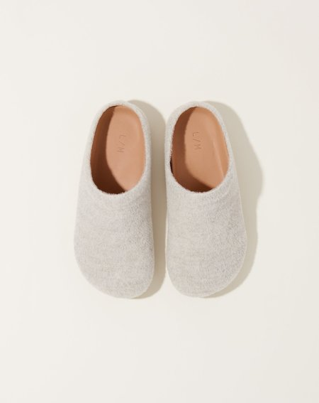 Lauren Manoogian New Mono Mule - Mica