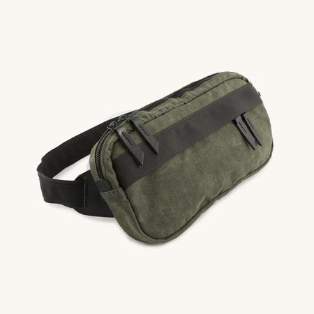 Tanner Goods Canyon Cross Body Pack - Pacific Moss
