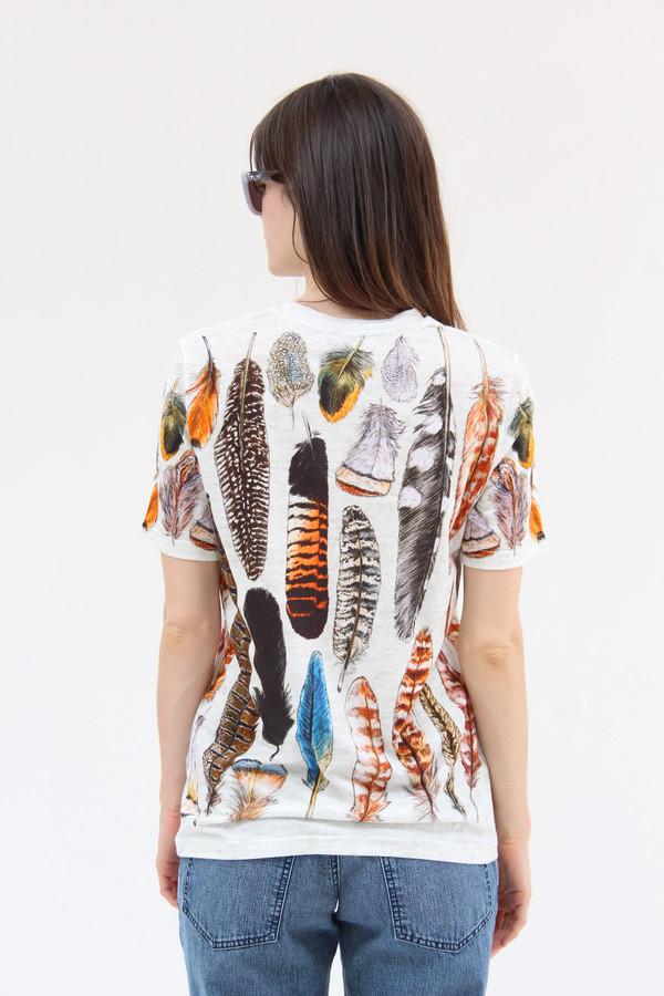 SWASH T Shirt Plumage Leopard