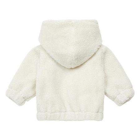 KIDS Bonton Baby Balloon Jacket - Cream