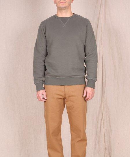 Hartford-Crewneck Sweatshirt - ARMY