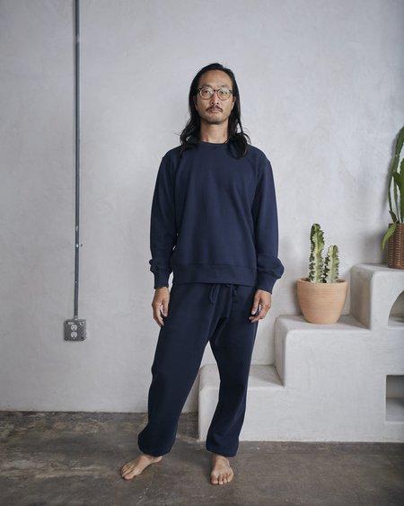 unisex Esby JORDAN CREW sweater - MIDNIGHT