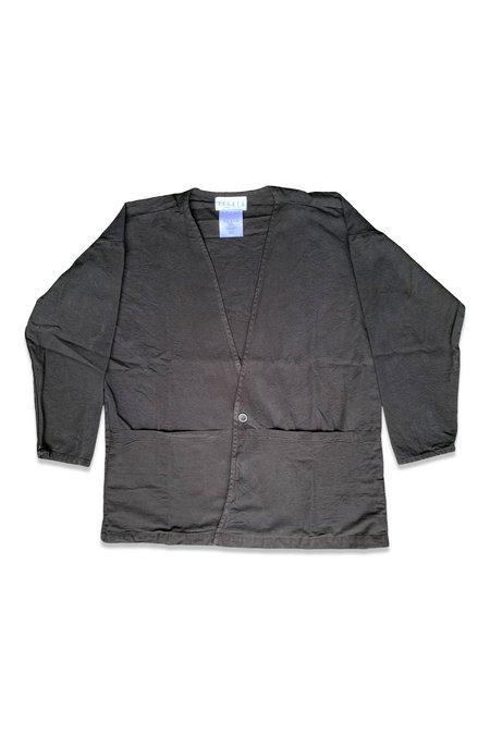 Unisex SEEKER Lab Coat - Black
