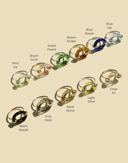 Cled Loop Ring