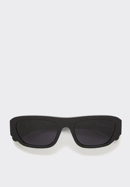 Unisex RAIE Otis Sunglasses - black