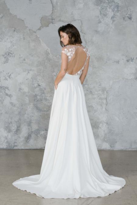 Rime Arodaky Clyde Skirt - White