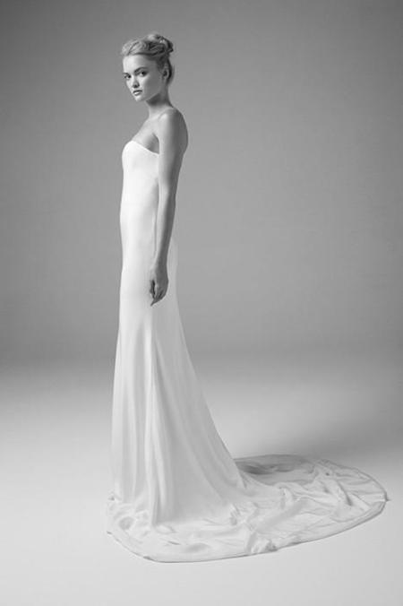 Dan Jones Farrah Gown