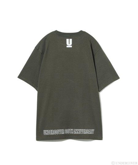 UNDERCOVER 30th Anniversary S/S Tee - Khaki
