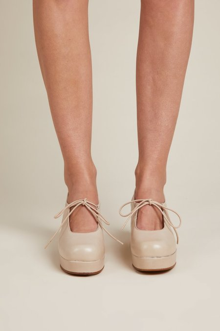 """""""INTENTIONALLY __________."""" SERIF shoes - Clouds"""