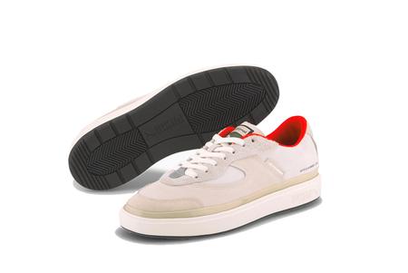 Puma x Attempt Oslo PRO Sneaker - Safari/White