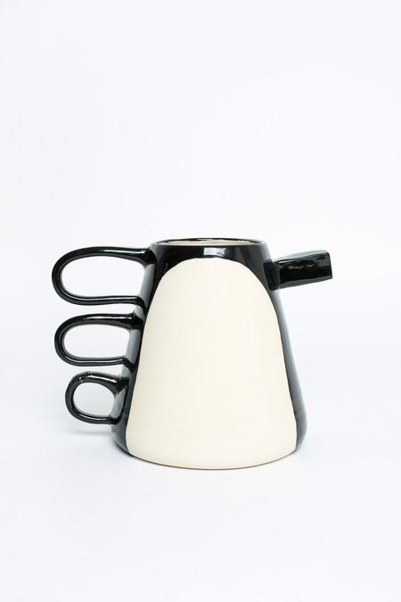 BTW Ceramics Pitcher - Contrast Series