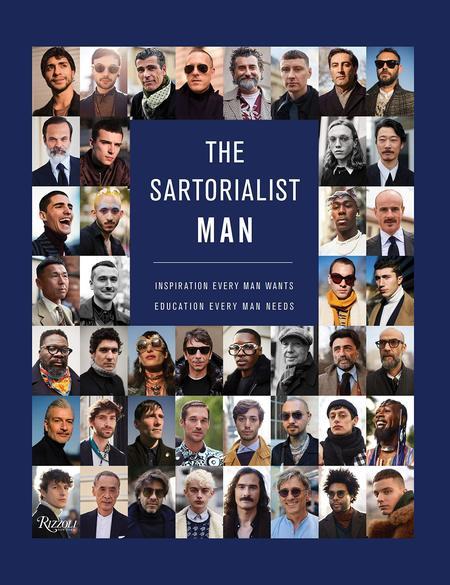 Rizzoli New York The Sartorialist Man