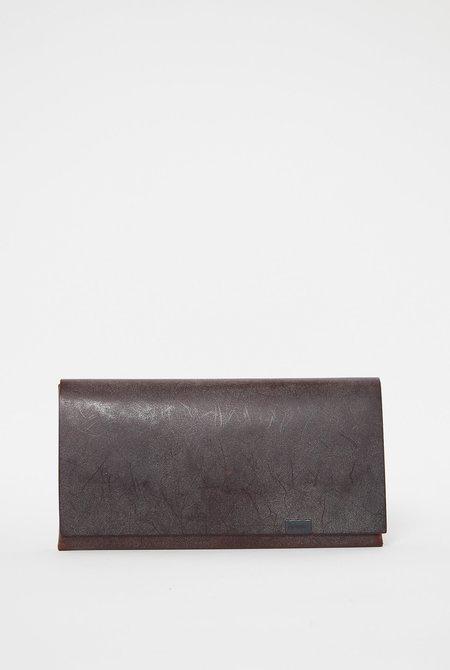 SHOSA Briddle Wallet - Burgundy