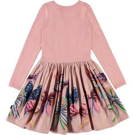 Kids molo casie dress - festive bows