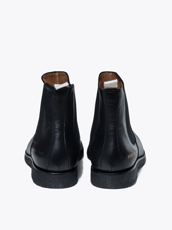 Men's Common Projects Chelsea Boot In leather