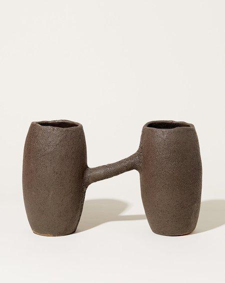 Nur Ceramics Zir Vessel - Brown