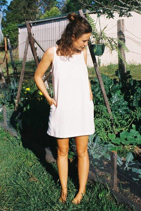 Mimi Holvast Strappy Dress - Off White