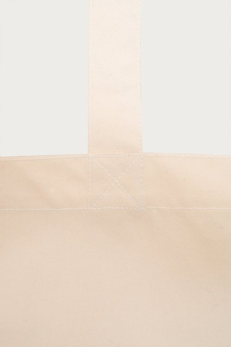 Kowtow Double Pocket Tote - Natural