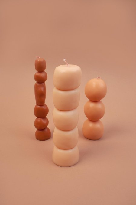 Ann Vincent Piu Set of Soy Wax Candles