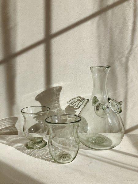La Riccia Footed Glass