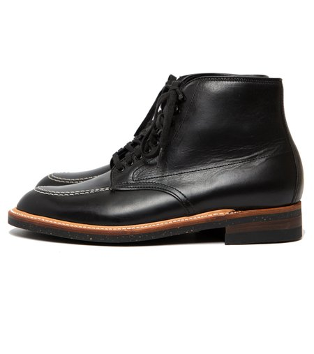 Alden Indy Boot - Black Calfskin