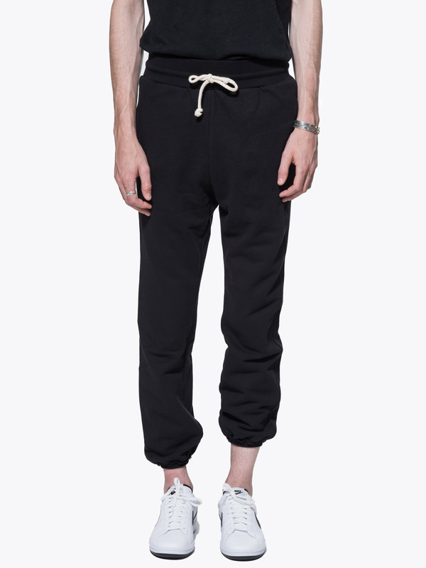 Men's John Elliott Raw Edge Sweatpant
