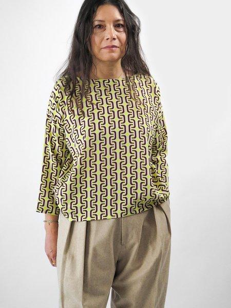 Erica Tanov vida top - acid 1965