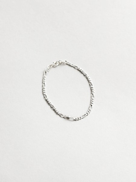 Wolf Circus Mila Figaro Chain Bracelet - Sterling Silver