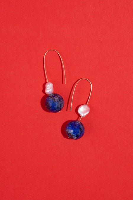 Laura Estrada Jewellery Daphne Petite Earrings