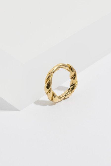 Eyde Ziv Ring - Brass