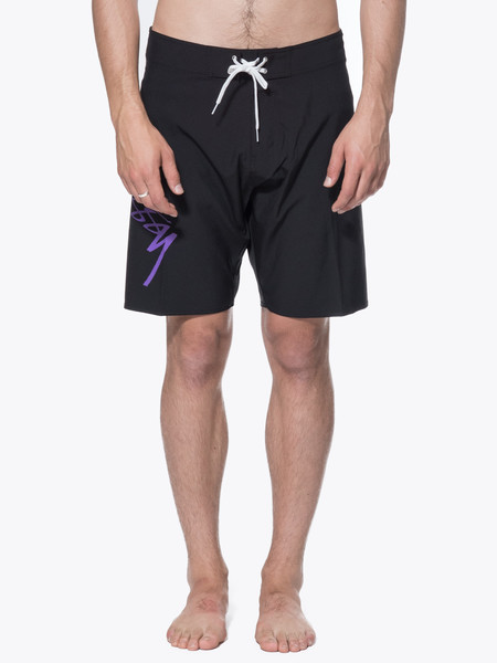 Men's Stussy Smooth Stock Trunk - Black