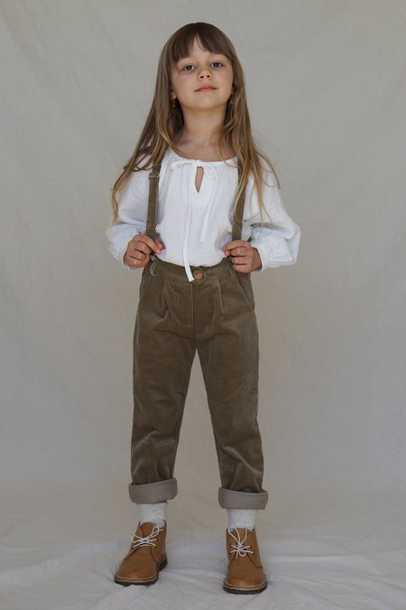 KIDS House Of Paloma Jean Michele Pant - Caper