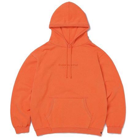 ThisIsNeverThat L-Logo Hooded Sweatshirt - Orange