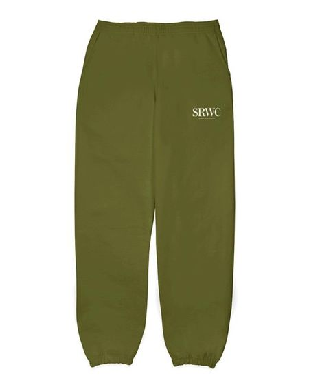 Sporty & Rich Upper East Side Sweatpant - Olive