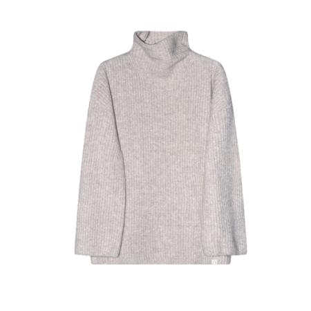I DIG DENIM Billie Knitted Sweater - Beige